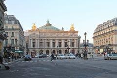 Opera Paris Arkivfoton