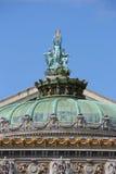 opera paris Arkivbild