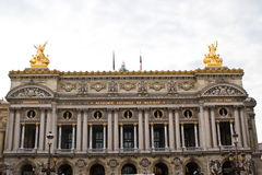 Opera, Paris Stock Photo