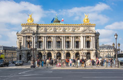 Opera of Paris Stock Image