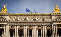 Opera of Paris Royalty Free Stock Photography