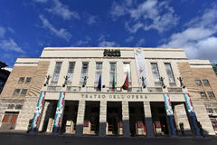 Opera.Rome stock photography