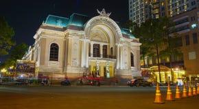 Opera Saigon Zdjęcie Stock