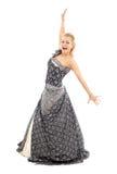 Opera singer royalty free stock images