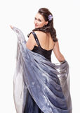 Opera Singer Performing Royalty Free Stock Photography