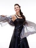 Opera Singer Performing Stock Image