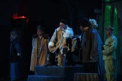"""Opera sinistra dicapo-Pechino che """"Taking il  del € di Tiger Montain By Strategyâ Fotografia Stock"""