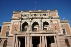 Opera of Stockholm Stock Image