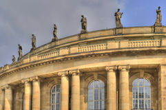 Opera of Stuttgart Royalty Free Stock Photos