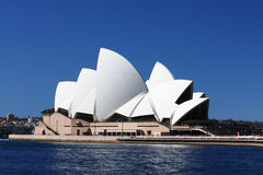 opera Sydney domowa Obrazy Stock