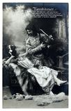 An opera Tannhauser by Richard Wagner Stock Photo