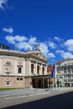 Opera Theater and Ballet House Royalty Free Stock Photography