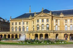 Opera Theater of Metz, France Royalty Free Stock Photography
