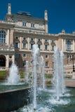Opera theater in Odessa Ukraine Stock Images