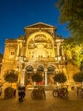 Opera theatre in Avignon stock photo