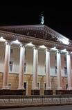 Opera Theatre Building in Vinnytsia, Ukraine Royalty Free Stock Image