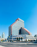 Opera Tower in Tel Aviv Stock Photo