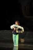 Opera van Jiangxi van de Han de jonge vrouw een weeghaak Stock Afbeelding