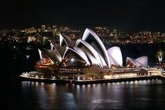 Opera van Sydney stock afbeelding