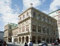 Opera in Vienna Stock Image