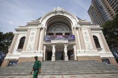 Opera w Chi iInh mieście Ho Zdjęcie Royalty Free