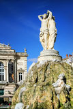 Opera w Montpellier, Francja Zdjęcia Royalty Free