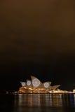 Opera w Żywym Sydney Obraz Royalty Free