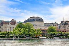 Opera of Zurich, Switzerland Stock Photo