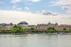 Opera of Zurich, Switzerland Stock Image