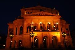 Operación de Alte, Frankfurt-am-Main Fotos de archivo libres de regalías