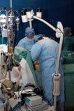 Operación quirúrgica en corazón Fotografía de archivo libre de regalías