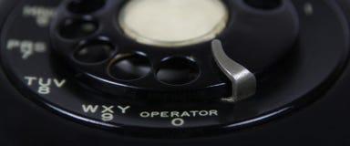 Operador Fotografía de archivo libre de regalías