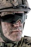 Operador das forças especiais Imagens de Stock Royalty Free