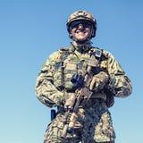 Operador das forças especiais Imagem de Stock