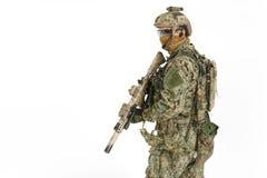 Operador das forças especiais Fotos de Stock