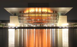 Operaen Copenhagen Royalty Free Stock Images