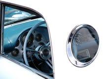 Operafönster på den klassiska bilen Royaltyfria Foton