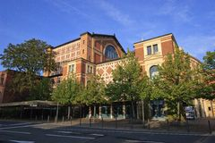 Operahouse (Richard Wagner) Stock Photos