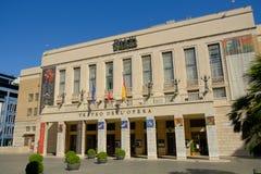 Operahus för Rome ` s Fotografering för Bildbyråer