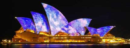 Operahus livlig 2016 Royaltyfria Foton