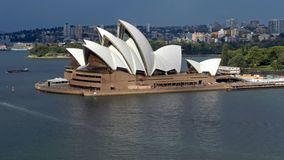 Operahus - Sydney Australia Fotografering för Bildbyråer