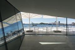 Operahuset - Opernhaus in Oslo innen norwegen Lizenzfreies Stockbild