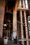 Operai del cemento fotografia stock libera da diritti