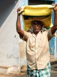 Operai dell'India Immagini Stock Libere da Diritti