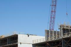 Operaio di costruzione Immagini Stock Libere da Diritti