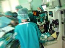 Operação médica Foto de Stock Royalty Free