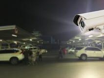 Operating камеры слежения CCTV Стоковые Изображения