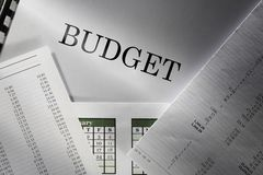 Operating budget Stock Images