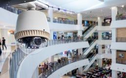 Operating CCTV или камеры слежения Стоковое фото RF