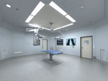 Operating room Stock Photography